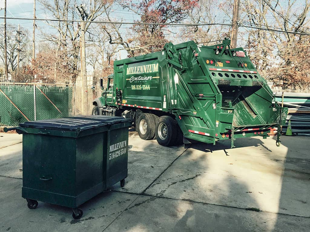 long island commercial garbage removal